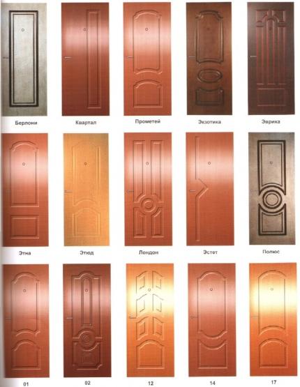 обшивка металлической двери панелью мдф недвижимости